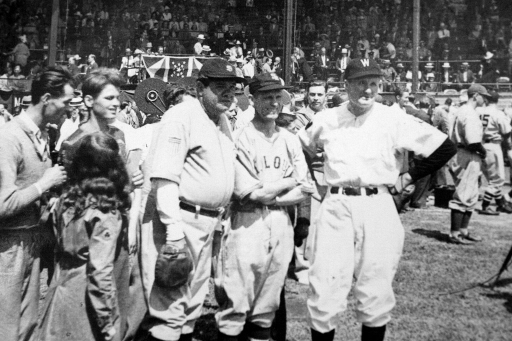 Babe Ruth Hall Of Fame Induction