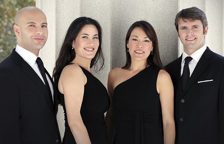 The Enso String Quarter opens the Cooperstown Summer Music Festival's season next Wednesday.