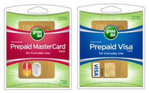 GreenDot cards are the preferred method of payment for scammers.
